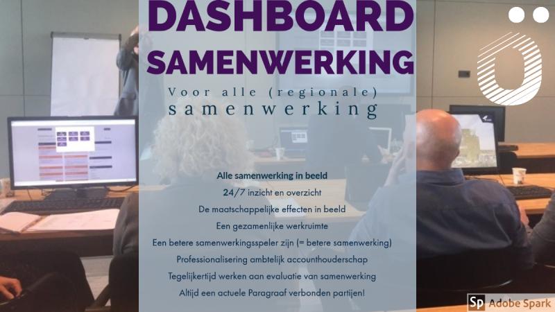 Dashboard Samenwerking: eerste hulp bij samenwerking!