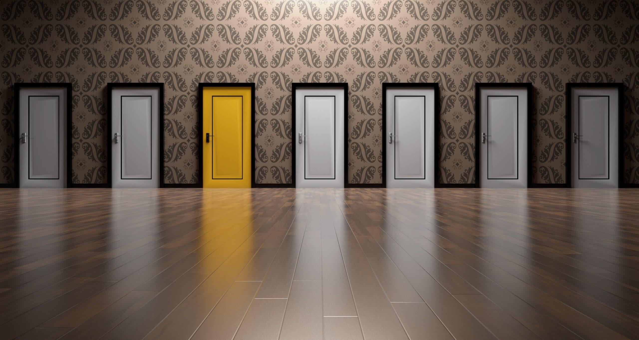 Keuze: Portefeuillehouder belangrijker dan eigen ontwikkeling?